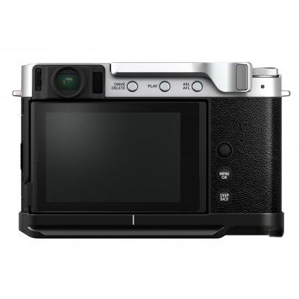 Fujifilm X-E4 + Accessories Kit Silver (tělo a sada příslušenství)