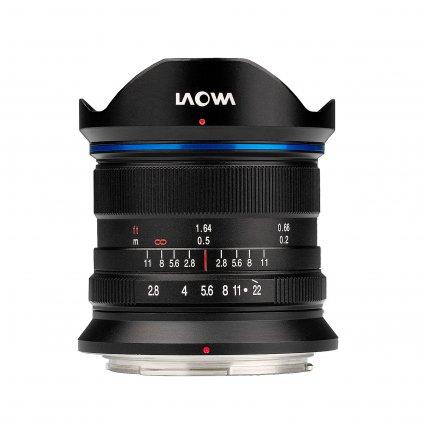 Laowa 9 mm f/2,8 Zero-D (objektiv X-mount)