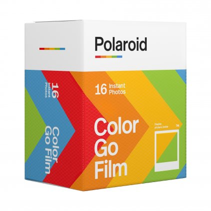 Polaroid Color Film Go Double Pack / 16ks (barevný film)