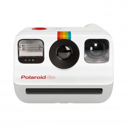 Polaroid Go White Analog Camera (instantní fotoaparát)