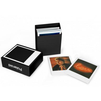 Polaroid Photo Box Black (krabička na snímky)
