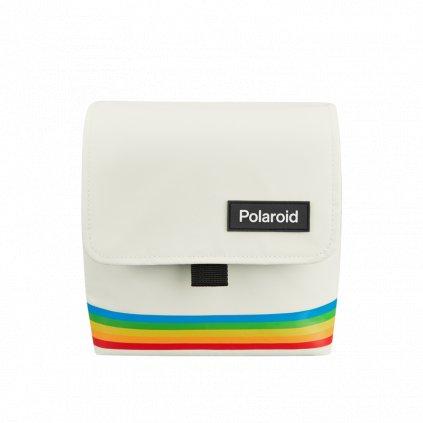 Polaroid Box Camera Bag White