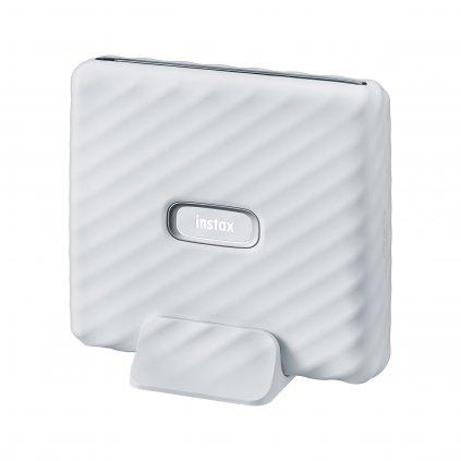 Fujifilm Instax Link Wide Ash White (Smartphone Printer)