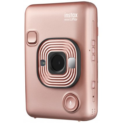Fujifilm Instax LiPlay Blush Gold