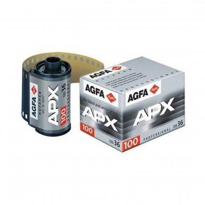 AgfaPhoto APX 100/135-36 (kinofilm - černobílý)
