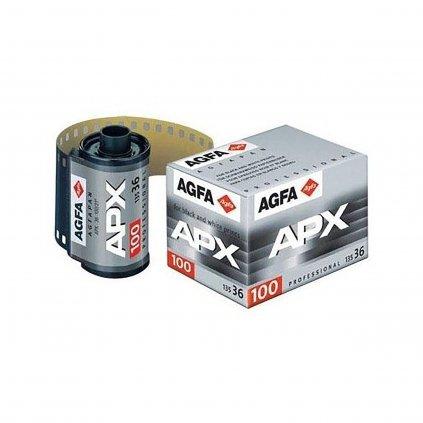 AgfaPhoto APX 400/135-36 (kinofilm - černobílý)