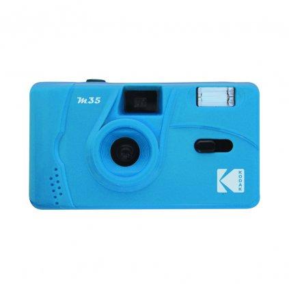 Kodak M35 35mm Film Camera Blue (fotoaparát na kinofilm)