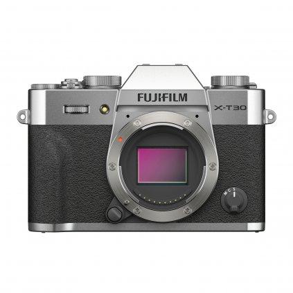 Fujifilm X-T30 II Body Silver (tělo bez objektivu)