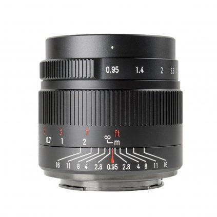 7Artisans MF 35mm / 0.95 Fuji X (APS-C) objektiv X-Mount