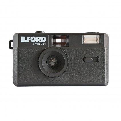 Ilford Sprite 35-II Photo Camera Black/Black (fotoaparát na kinofilm)