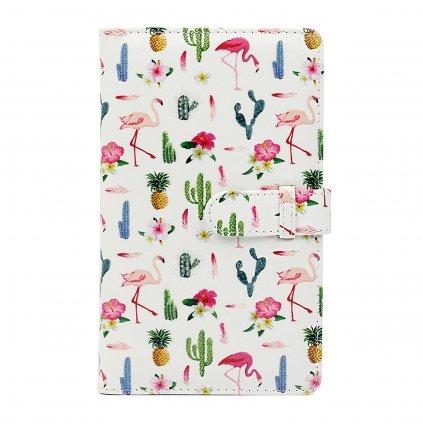 Fujifilm Instax Mini Album Flamingo Cactus