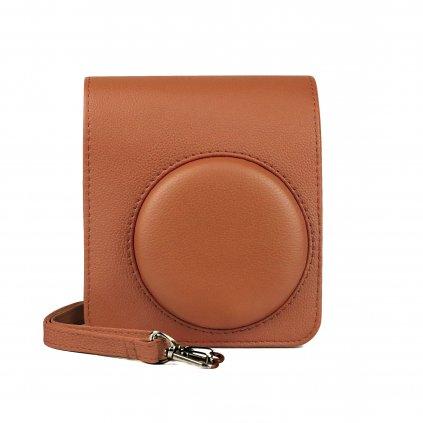 Fujifilm Instax Mini 40 Leather Case Brown