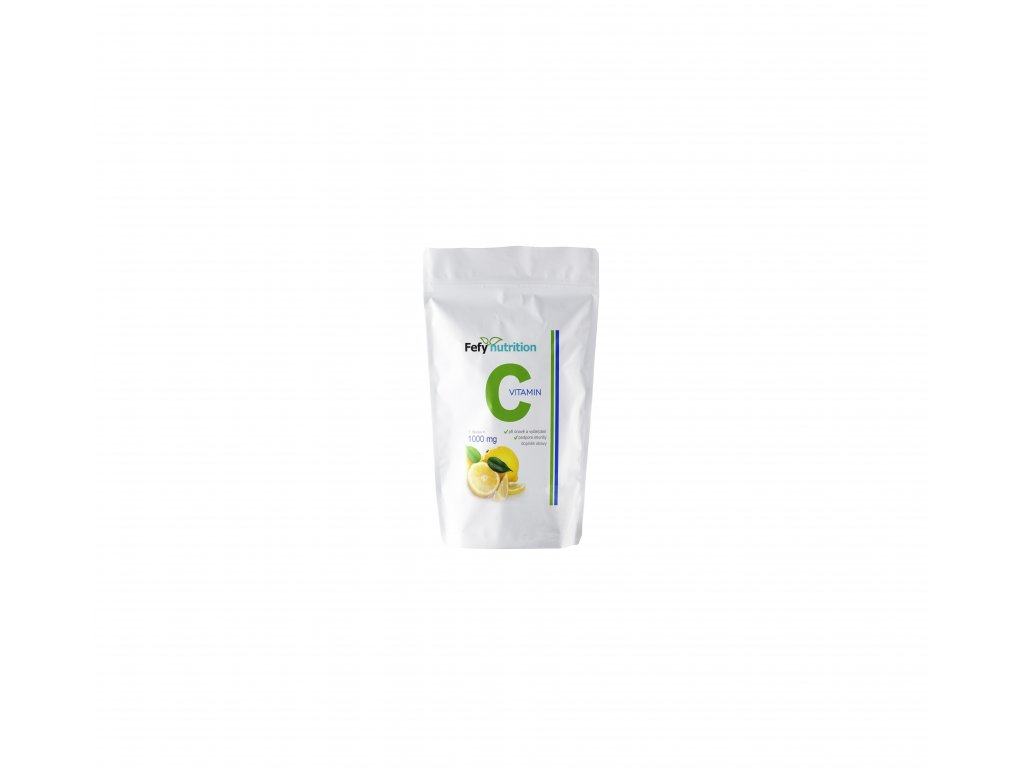 Fefy Vitamin C sypany mockup white