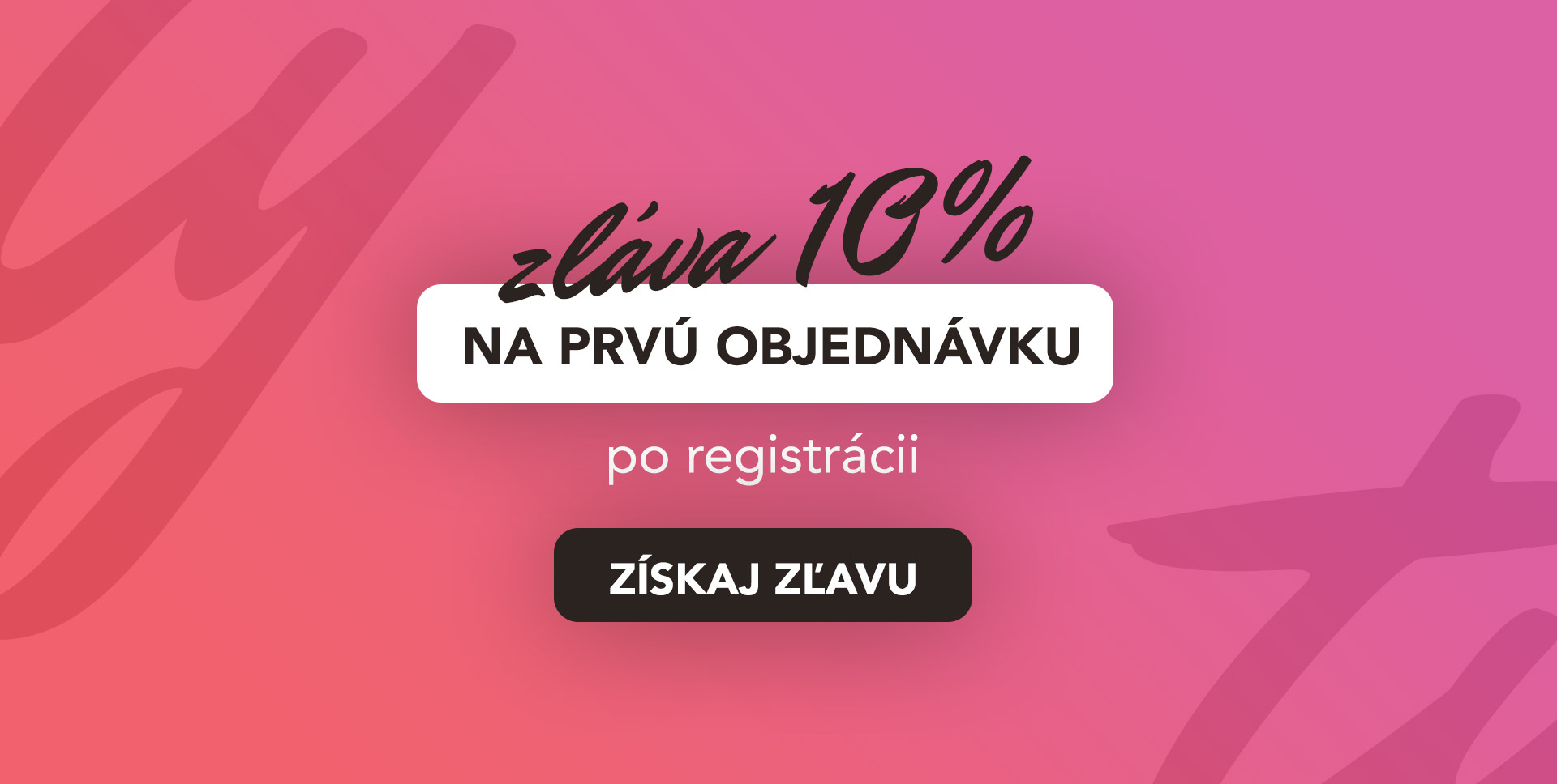 registrácia zľava 10%