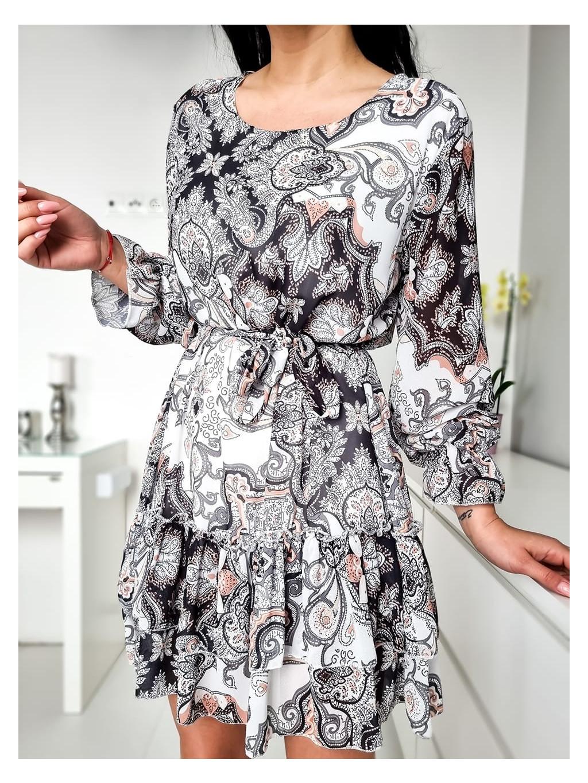 Dámske šaty Sofia - čierne