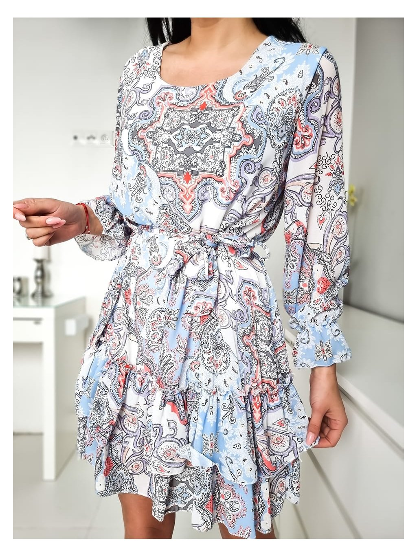 Dámske šaty Sofia - modré