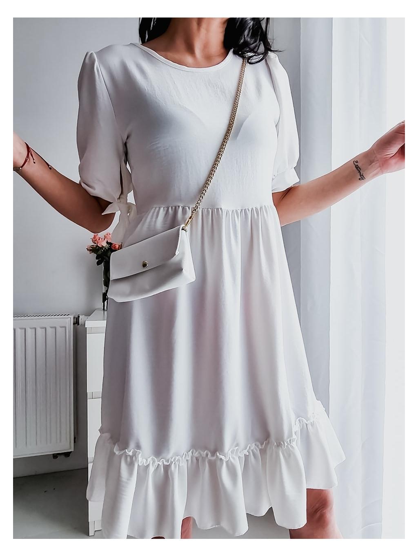 Šaty Mia - biele