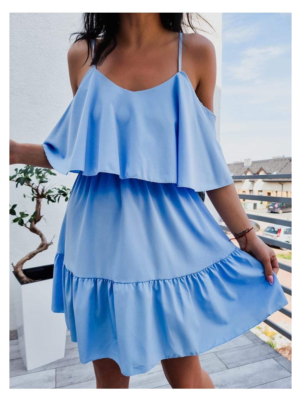 Dámske šaty Kamada - modré