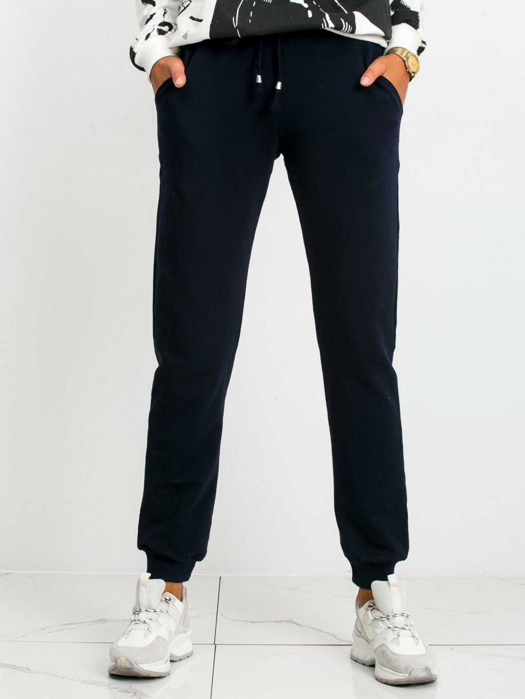pol pl Granatowe spodnie Faster 332191 1