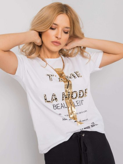 pol pl Bialy t shirt Fayette 360186 1