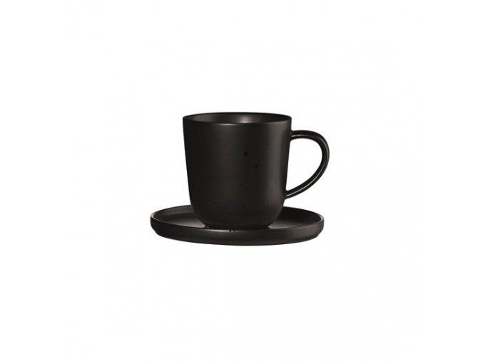 0055891 salek na espresso s podsalkem coppa kuro 80 ml 0 550