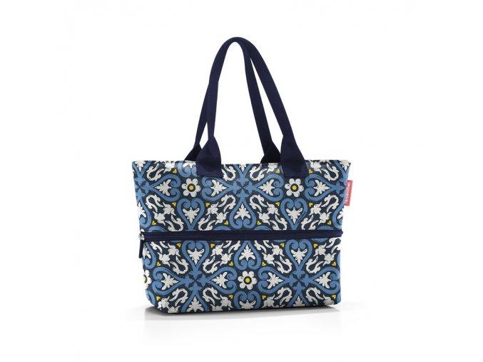 Chytrá taška přes rameno Shopper e1 floral 1