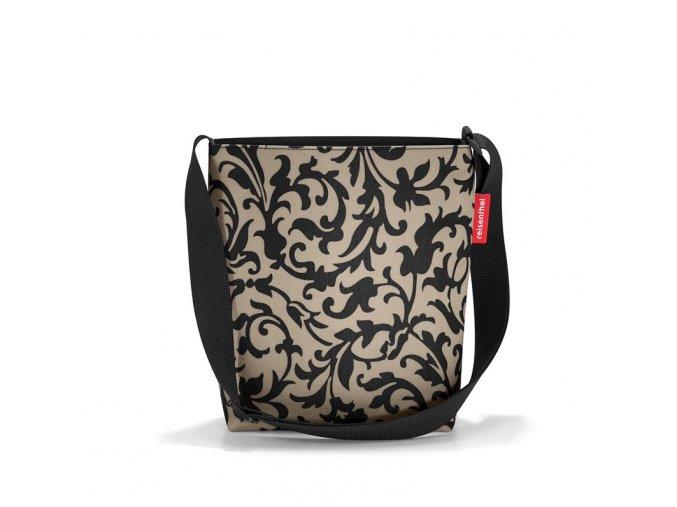 Taška přes rameno Shoulderbag S baroque taupe