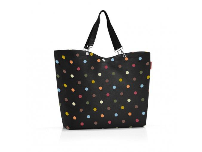 Nákupní taška Shopper XL dots