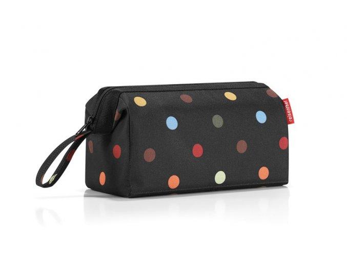 Kosmetická taška Travelcosmetic dots