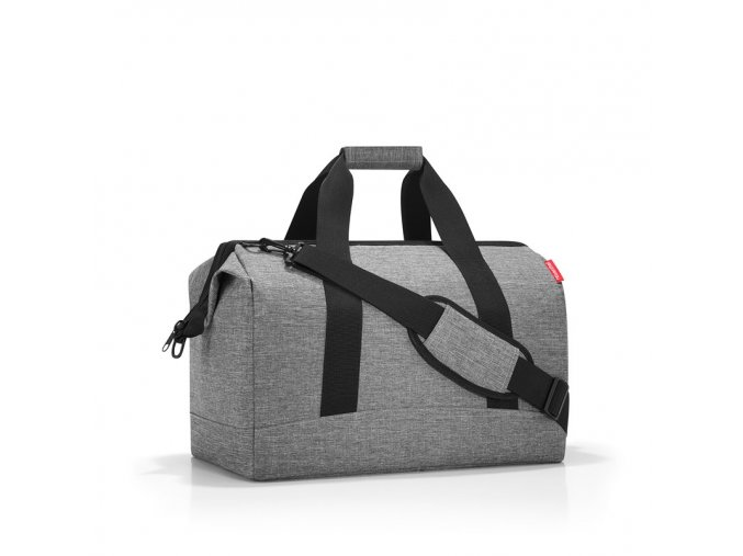 Cestovní taška Allrounder L twist silver