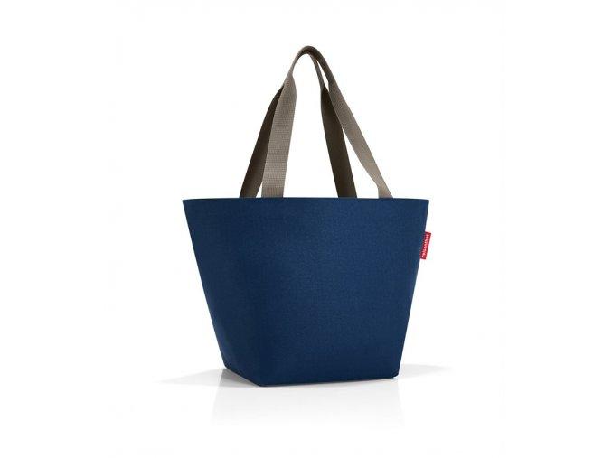 Nákupní taška Shopper M dark blue