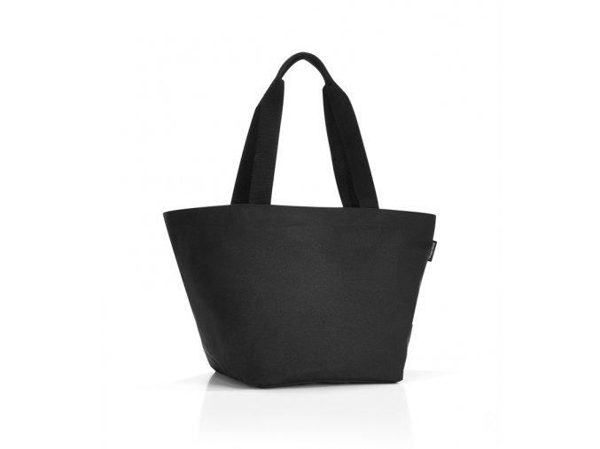 Nákupní taška Shopper M black