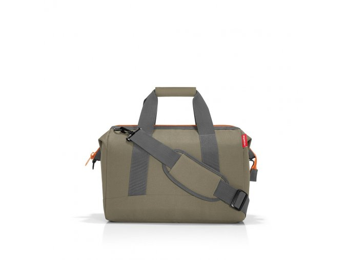 0071387 cestovni taska allrounder m olive green 0