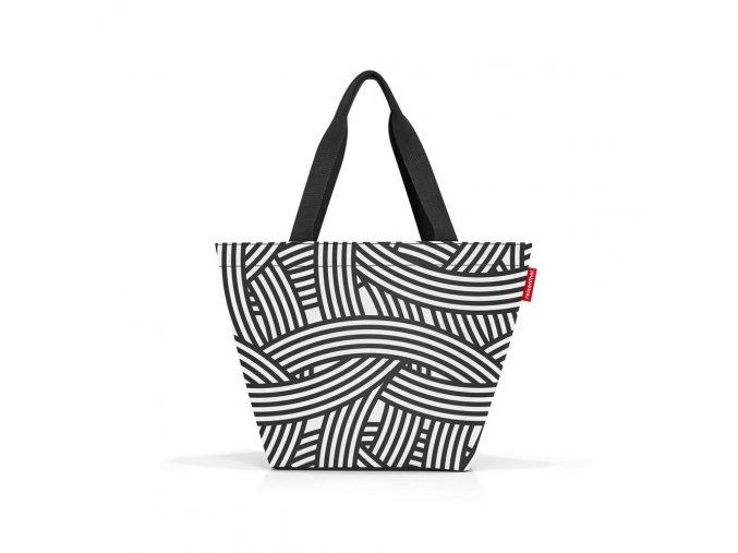 0070383 nakupni taska shopper m zebra 0