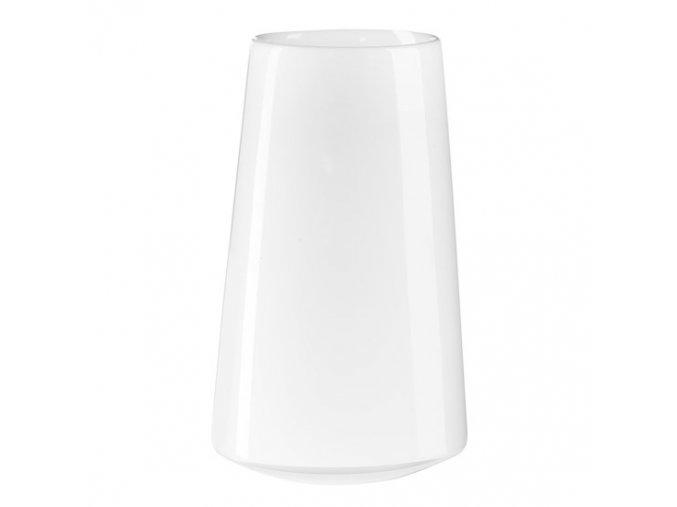 Váza FLOAT 17 cm bílá