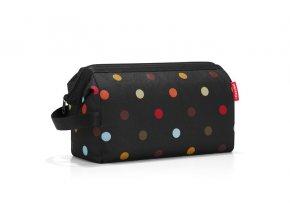 Kosmetická taška Travelcosmetic XL dots