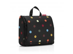 Kosmetická taška Toiletbag XL dotss