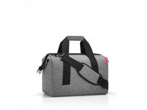 Cestovní taška Allrounder M twist silver