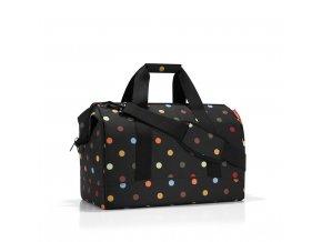 Cestovní taška Allrounder L dots