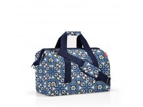 Cestovní taška Allrounder L floral 1