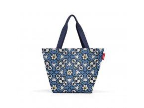 Nákupní taška Shopper M floral 1