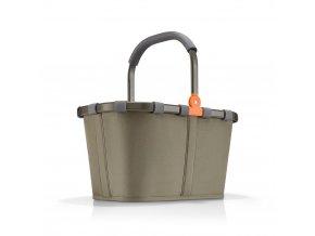 0071319 nakupni kosik carrybag frame olive green 0