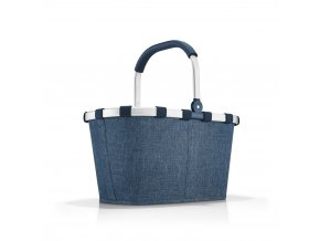 0092039 nakupni kosik carrybag frame twist blue 0