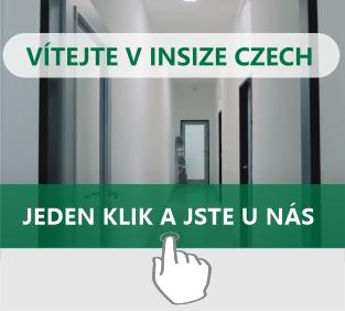 Vítejte u nás v INSIZE Czech