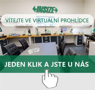 Virtuální INSIZE Showroom