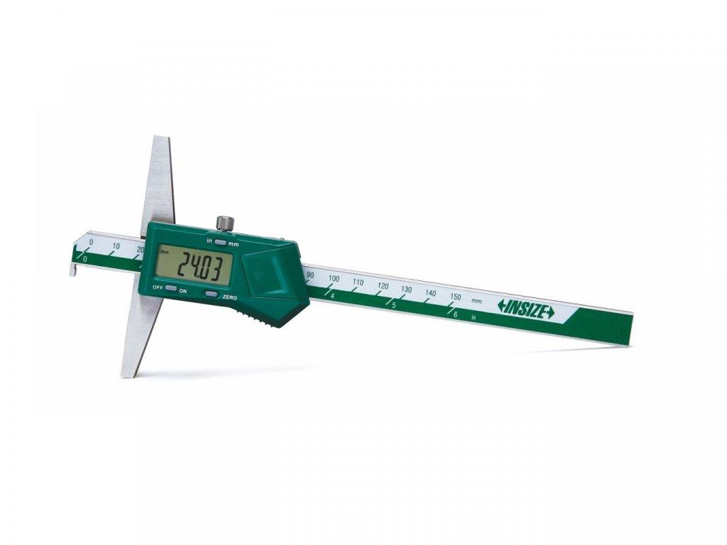 Digitální hloubkoměr Insize 150mm 1142 150A
