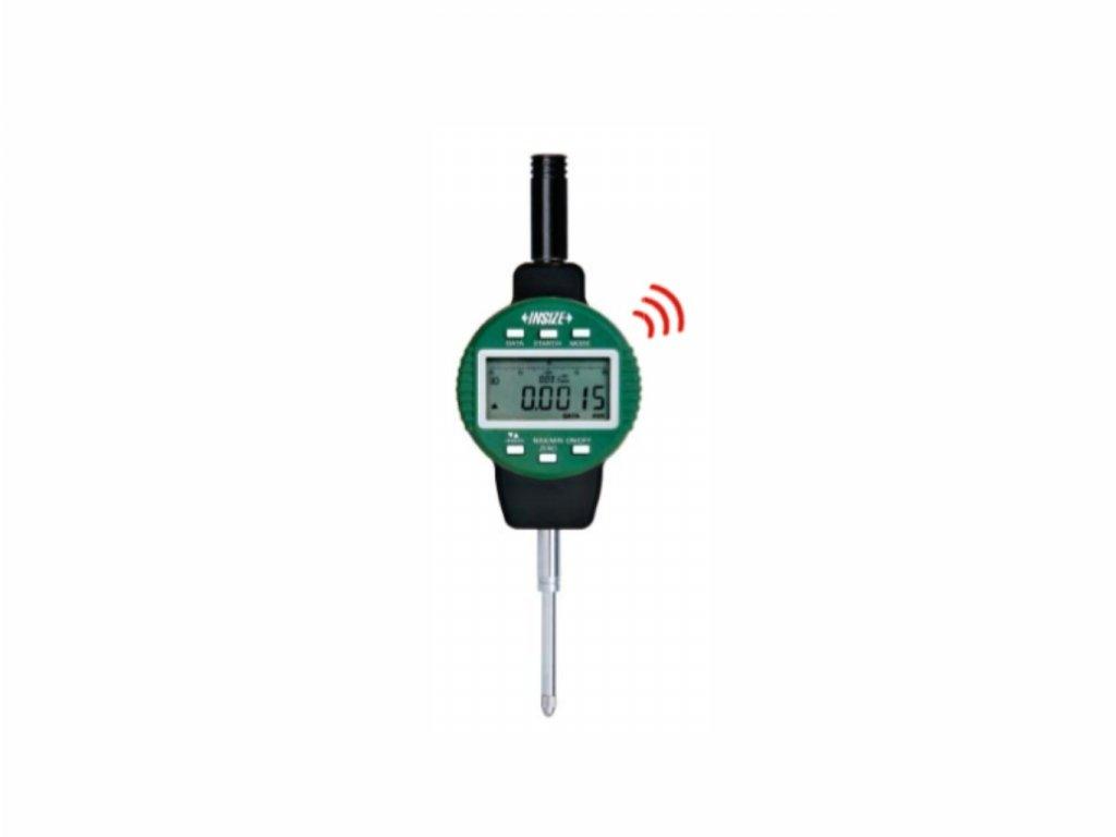 Digitální úchylkoměr 25,4 mm/1″ přesností 1,8µm s bezdrátovým přenosem dat 2134-25