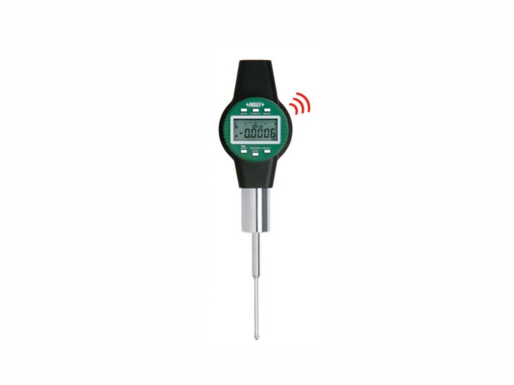 Digitální úchylkoměr 50,8 mm/2″ s bezdrátovým přenosem dat INSIZE 2134--501