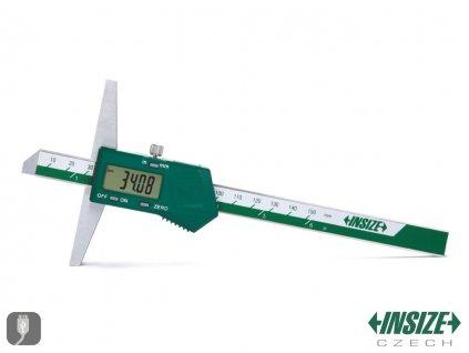 Digitální hloubkoměr Insize 200 mm 1141 200