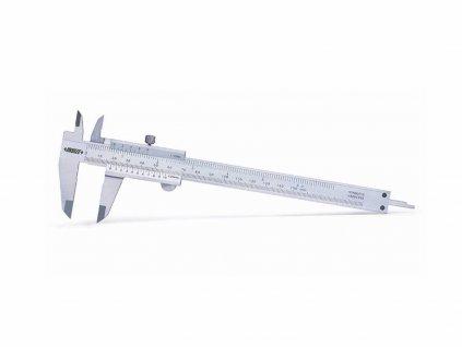 1205 2001S Posuvné měřítko 200 mm INSIZE se stupnicí 0.02 mm